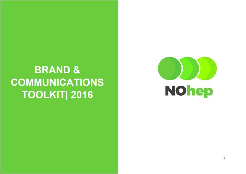 NOhep Brand Guidelines