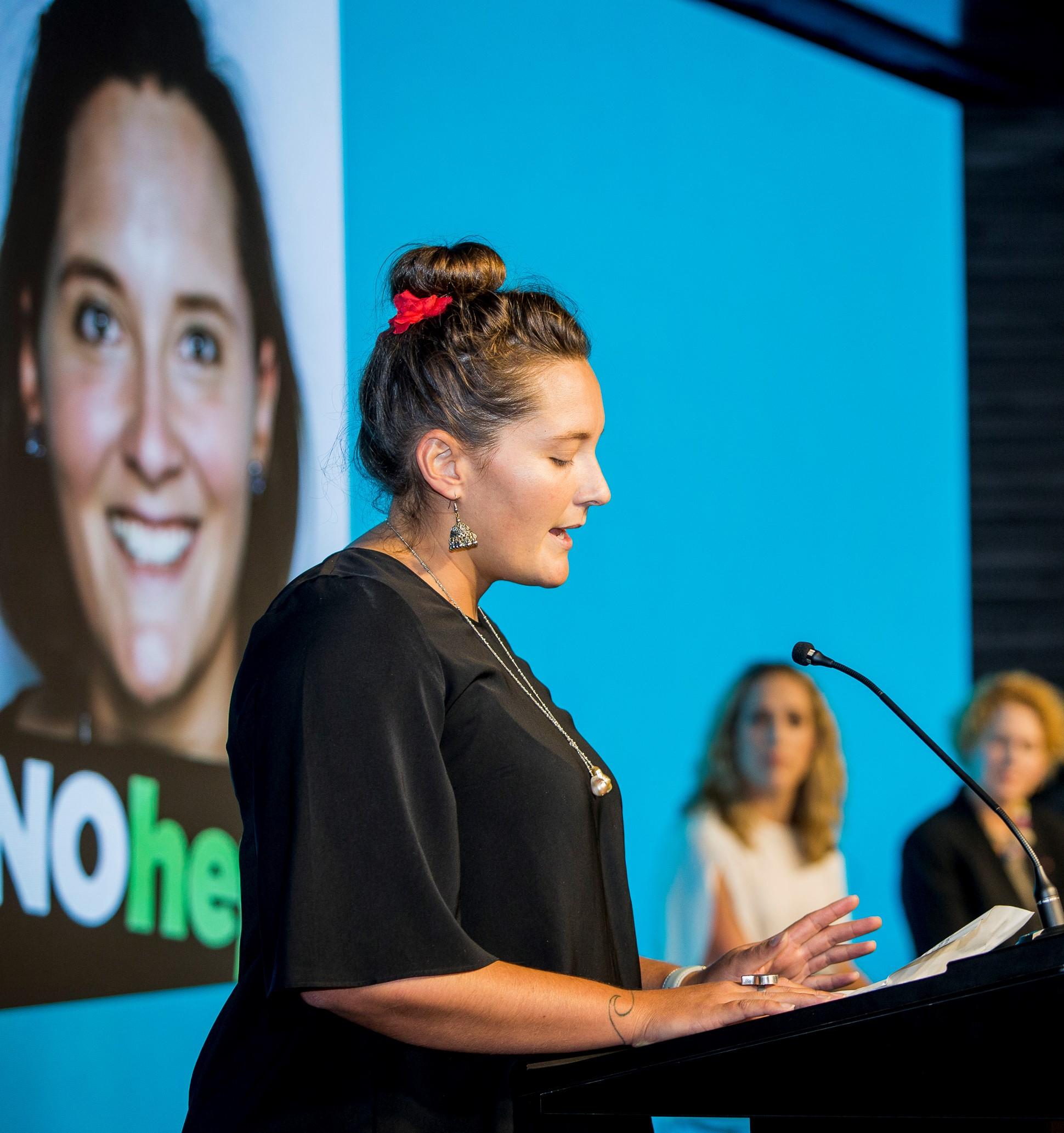 NOhep Supporter Spotlight: Sofia Bartlett