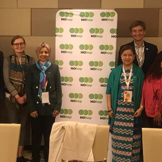 NOhep Medical Visionaries Meeting Bali 2020