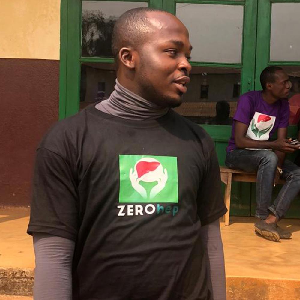 NOhep Supporter Spotlight: Davy Nkengeh