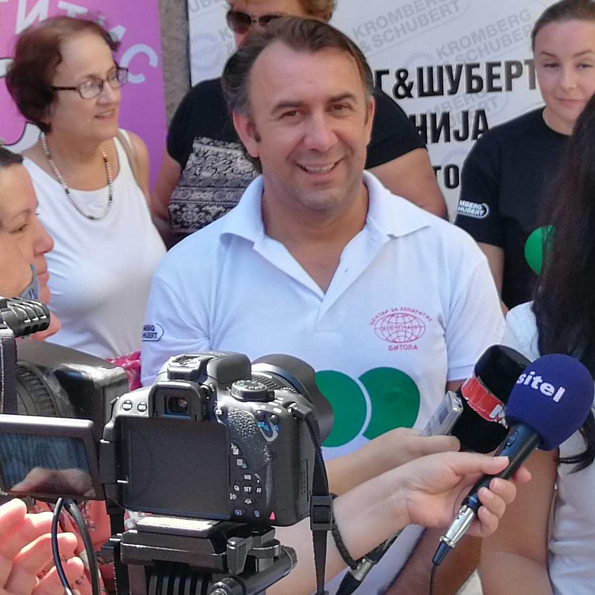 NOhep Supporter Spotlight: Milan Mishkovikj